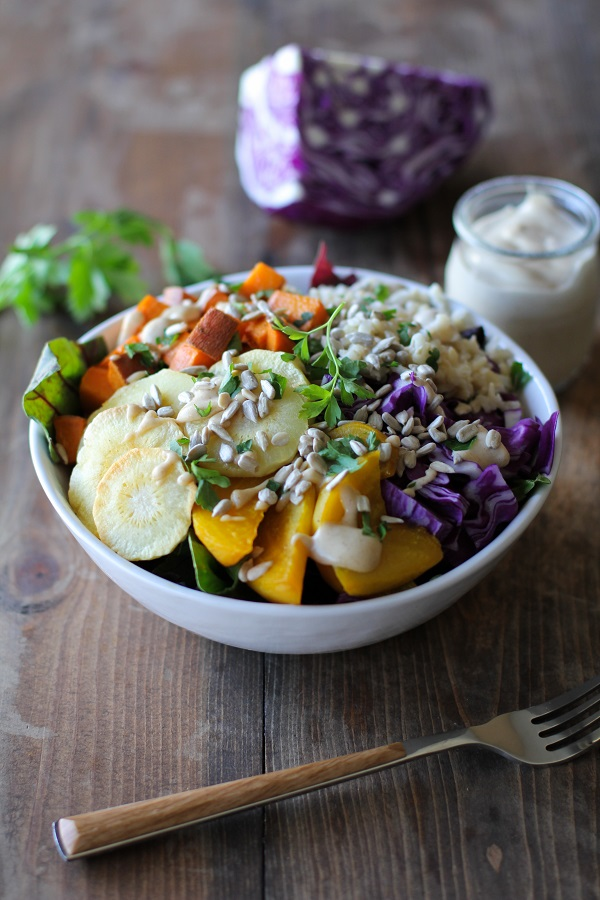 roasted_root_vegetable_buddha_bowl_with_maple_cinnamon_tahini_dressing_1 - Copy