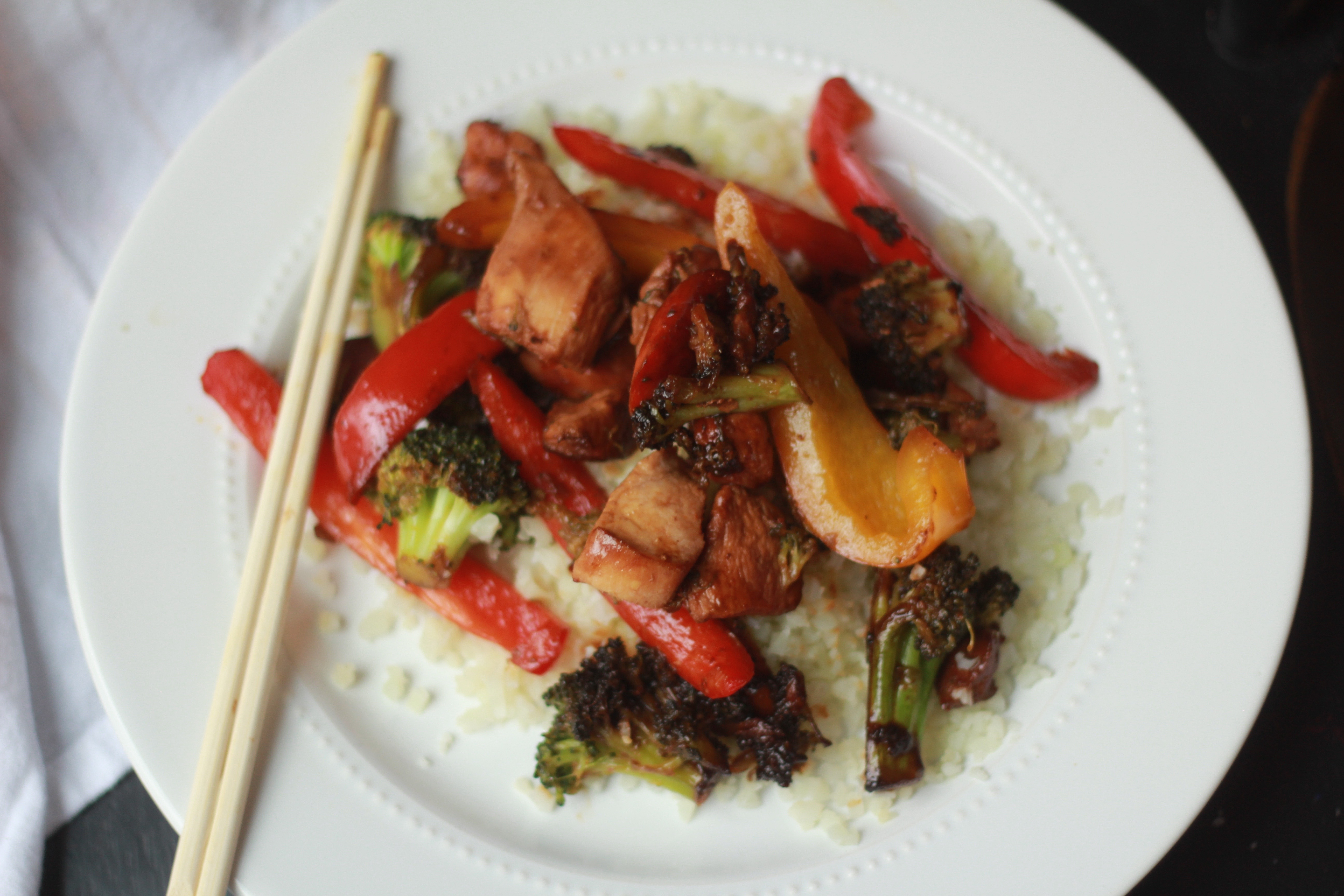 Kid friendly chicken stir fry the humble onion if youve spent a nano second reading this blog you know that im passionate about good food and love learning and coming up with original recipes forumfinder Choice Image